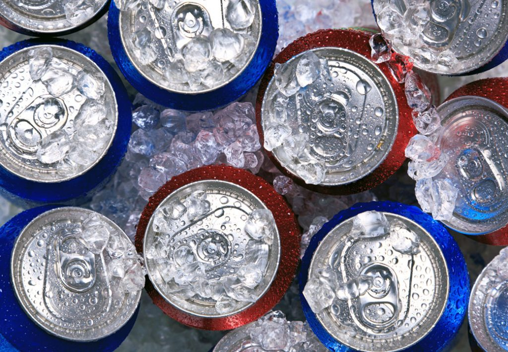 3 Easy Alternatives to Soft Drink Addiction