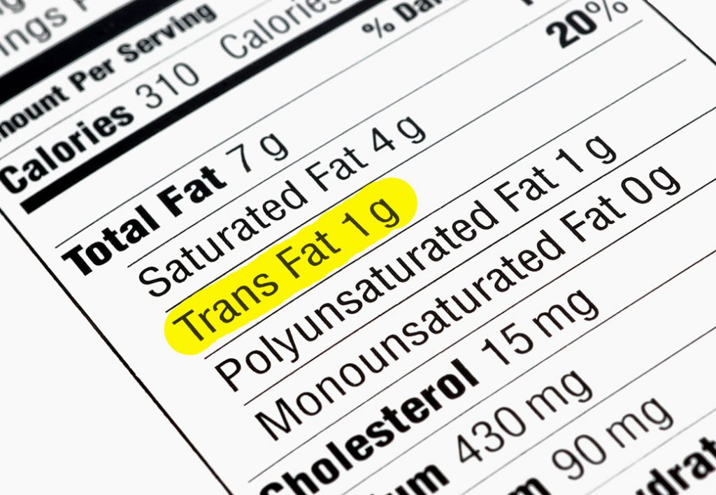 5 Things to Know About Trans Fats