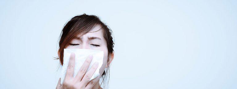 Ah choo! Is it the flu?