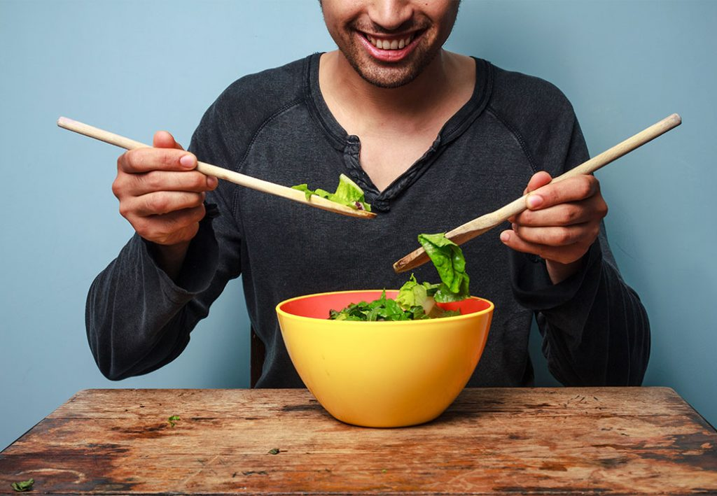 Lower your cholesterol by eating right