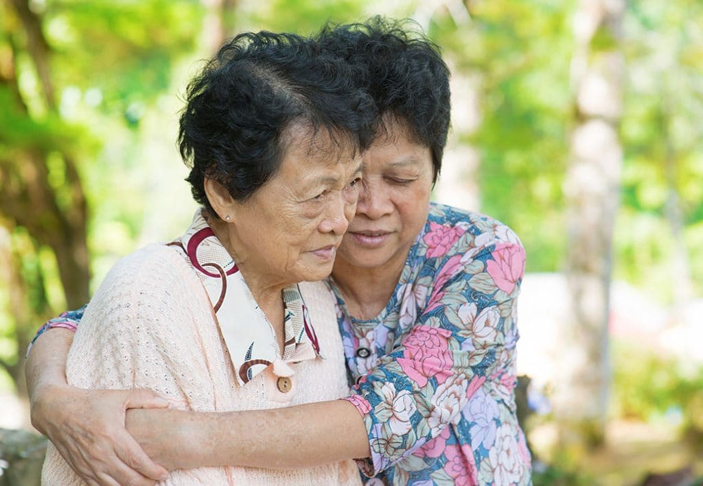 Needing help for someone with dementia?