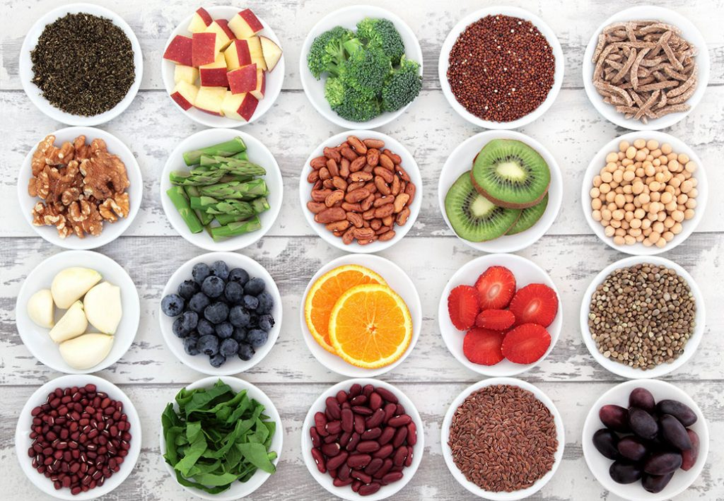 The ABCs of antioxidant-rich foods