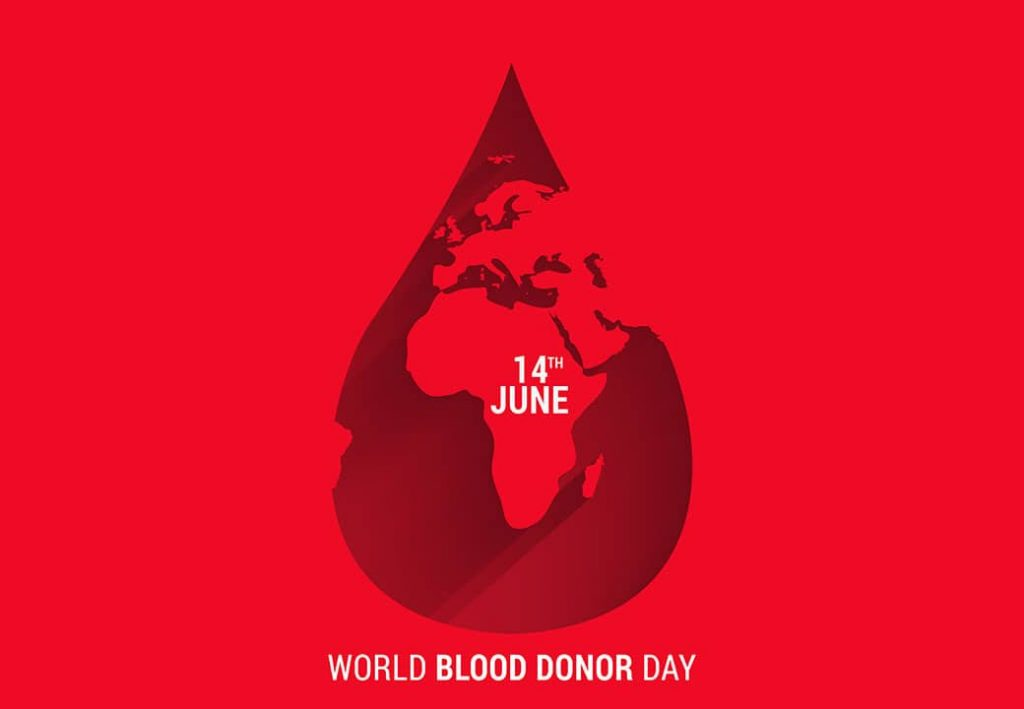 World Blood Donor's Day